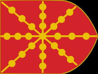 Coat of arms of Navarre - Image: Estand Navarra