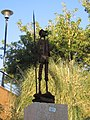 Estatua Don quijote, Alcalá de Guadaira, Sevilla.jpg