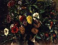 Eugène Delacroix - Bouquet of Flowers in a Vase (11591615094).jpg