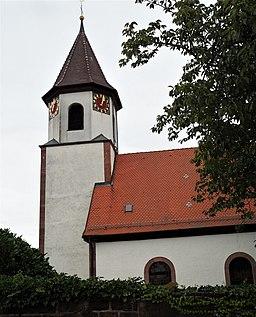 Evang. Nikolauskirche Ottenhausen SAM 5631