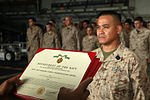 Expeditionary Unit selects Sailors of the Year 121201-M-YG378-373.jpg