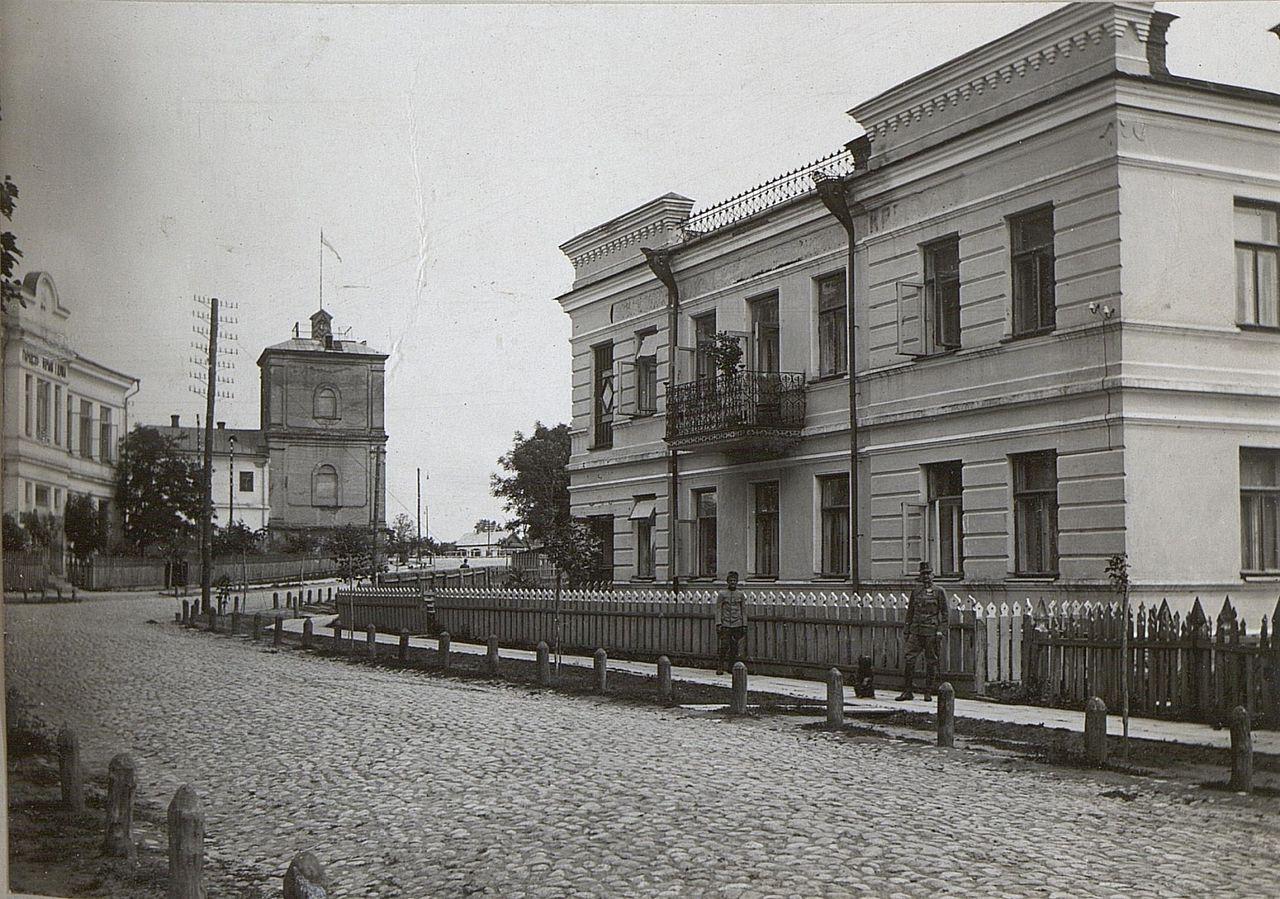 Владимир-Волынский во время Первой мировой войны