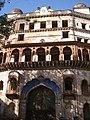 Exterior of Taj Mahal.JPG
