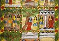 Extrait de Ramayana de Hazra Chitrakar (Naya Bengale) (1438842569).jpg