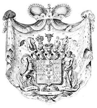 Klemens von Metternich - Metternich's coat of arms