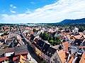 Füssen, Blick von der Burg in Richtung Forggensee 20170730 112618a.jpg