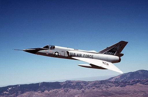 F-106A Chase Dart