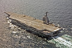 "USS ""Gerald R. Ford"""