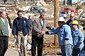 FEMA - 34106 - President Bush and FEMA Administrator Paulison in Tennessee.jpg