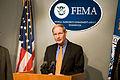 FEMA - 36328 - FEMA Deputy Administrator Harvey Johnson at FEMA headquarters pr.jpg