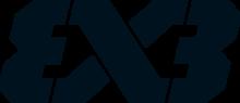 Logo 3x3 FIBA