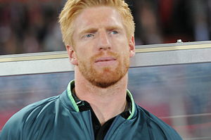 Paul McShane (footballer) - McShane with the Republic of Ireland in 2013