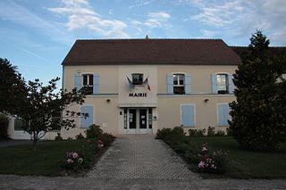 Saint-Augustin, Seine-et-Marne Commune in Île-de-France, France