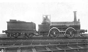 Furness Railway No. 3 - No. 3 Old Coppernob, Furness Railway (1846-1899)