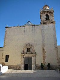 Façana església de Torreblanca.JPG