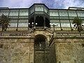 Fachada sur, Casa Lis, Salamanca 05.jpg