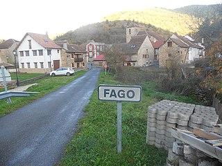 Fago,  Арагон, Испания