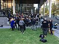 Fairfax journalists demonstrate outside Media House against Fairfax staff cuts (4).jpg