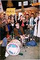 Fanfares des Beaux-Arts au stand du Carnaval de Paris au SIA 1998.jpg