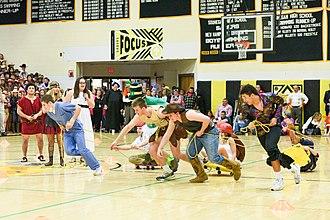 Souhegan High School - Fang Fest Race