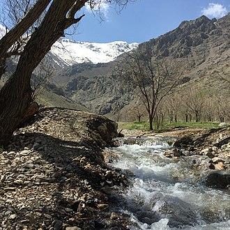 Nahavand - Faresban Spring