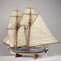 Fartygsmodell-AMPHION. 1902-04 - Sjöhistoriska museet - O 00031.tif