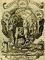 Fasti Mariani cum illustrium diuorum imaginib. and elogijs prope DC. in singulos anni menses diésq SS. natales distributis (1630) (14745566452).jpg