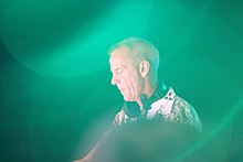 Fatboy Slim Maceos Bar Glastonbury 2013.jpg