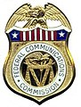 Federal Communications Commission Inspector General badge (USA).jpg