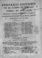 Federico segundo en el campo de Torgau - comedia en tres actos representada por la compañia de Manuel Martinez el dia 25 de Diciembre de 1789 (IA A25020509).pdf
