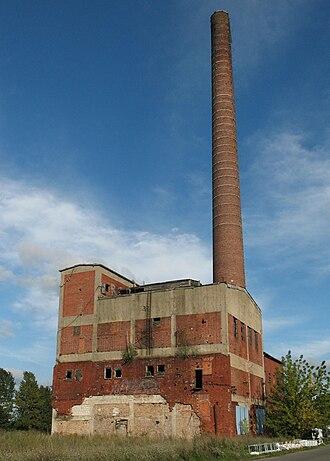 Fehrbellin - Former textile factory