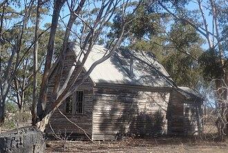 Fentons Creek, Victoria - Image: Fentonscreek oldschool