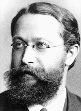 Karl Ferdinand Braun developed the crystal detector, the first semiconductor device, in 1874. Ferdinand Braun.jpg