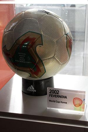 Adidas Fevernova - An Adidas Fevernova football.