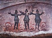 Fiery Furnace King Nebuchadnezzar | RM.