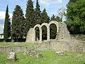 Fiesole, area archeologica, terme 02.JPG