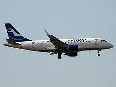 Finnair Historia