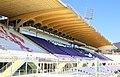 Firenze, stadio artemio franchi, tribuna centrale con copertura sospesa originale 01.jpg