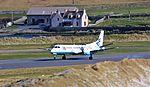 First landing G-LGNO (13852617925).jpg