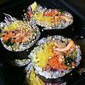 Fishcake Kimbap (16329470757).jpg