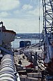 Fishguard Ferry St. Brendan of Sealink Embarkation 1987 08 13.jpg