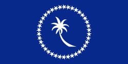 Flag of Chuuk