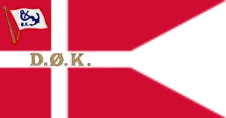 East Asiatic Company - Image: Flag of Denmark eac
