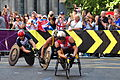 Flickr - CarolineG2011 - David Weir continuing his gold rush.jpg