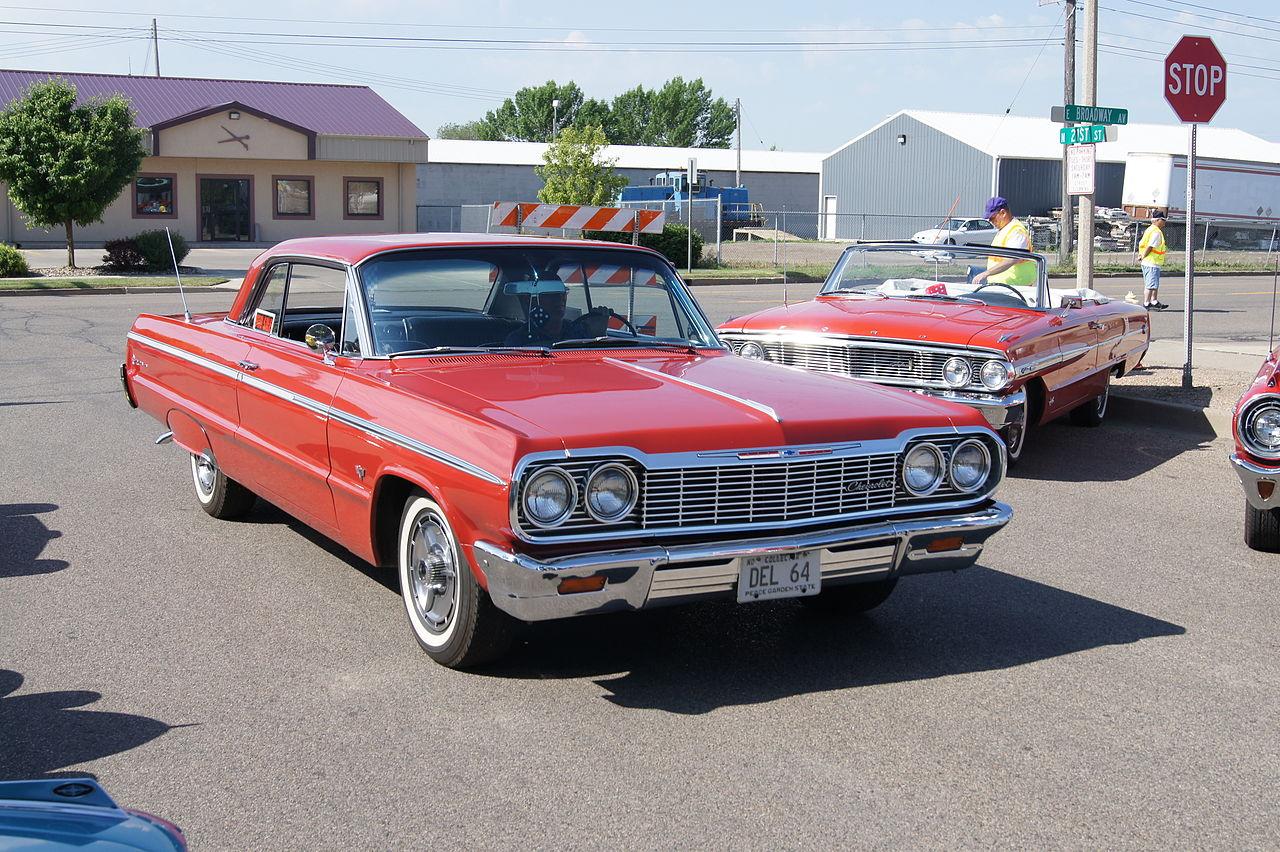 File:Flickr - DVS1mn - 64 Chevrolet Impala (8).jpg ...