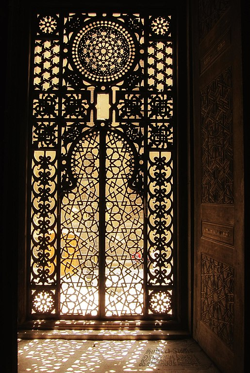 file flickr hutect shots the window pattern masjid al rifai cairo egypt. Black Bedroom Furniture Sets. Home Design Ideas