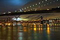 Flickr - Shinrya - Brooklyn ^ Manhatten Bridge at Night.jpg