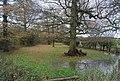 Flooded footpath near Barty Farm - geograph.org.uk - 1611439.jpg