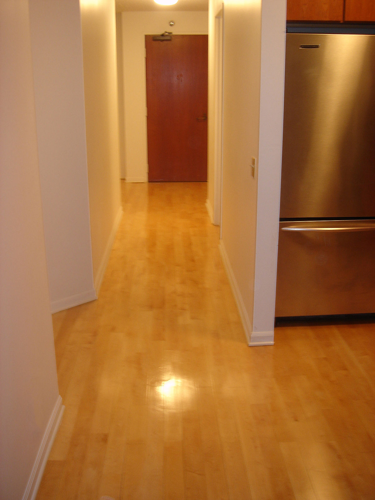Wood flooring wikipedia for Hardwood floors or carpet