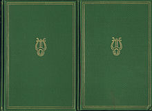 Florence Earle Coates Poems Volume I 1916 Covers.jpg